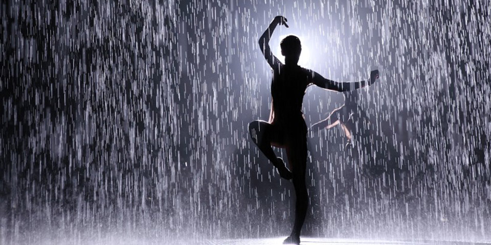 rain room 110x60
