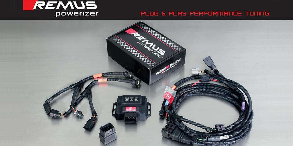 REMUS Powerizer B91 Plug Play Performance Tuning 600x300