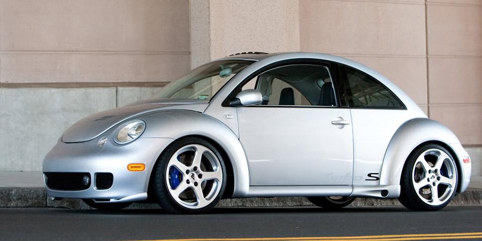 Find of the Day: 2002 Volkswagen Beetle Turbo S - VWVortex