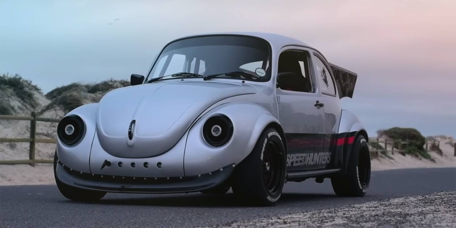 Watch: A Subaru Engine Truly Makes this Beetle Super - VWVortex