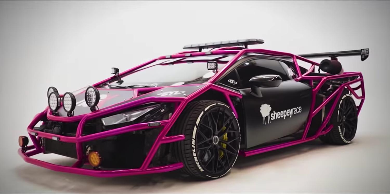 Watch: Making a Twin-Turbo Exoskeleton Lamborghini Huracan ...