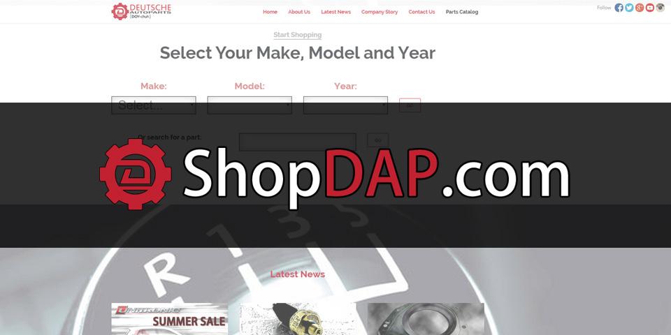 b5bcd56c84 Deutsche Auto Parts Launches ShopDAP.com - VWVortex
