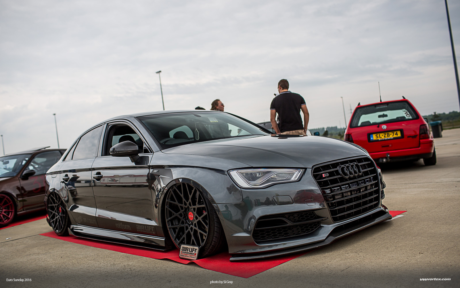 New Audi RS 3 Galleries  Video Following Vallelunga Launch