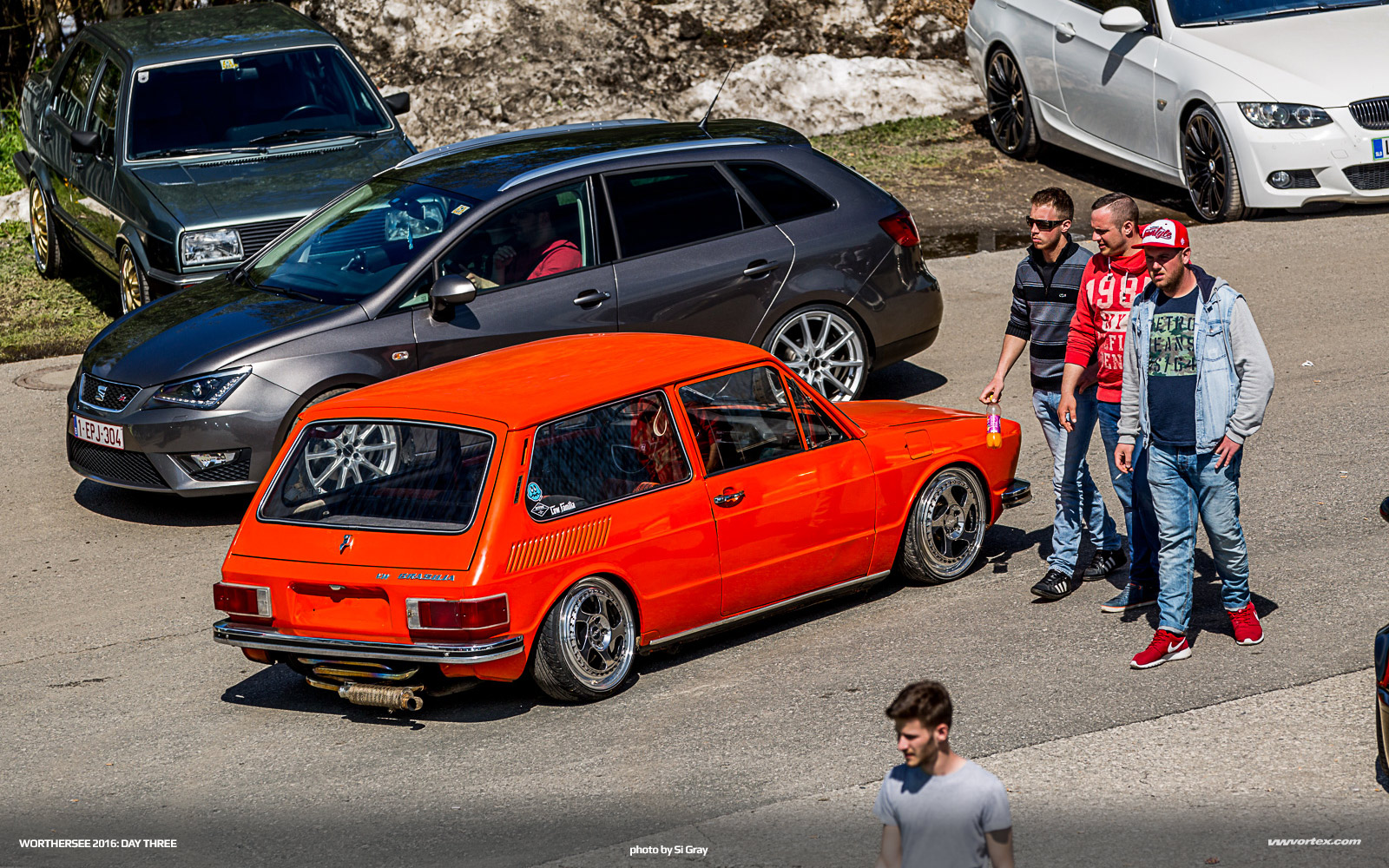 Event: RS Treffen at Audi Forum Ingolstadt