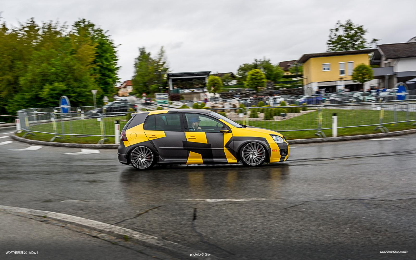 Audi Exclusive Sighting Verdant Green Rs 7 At Audi Forum