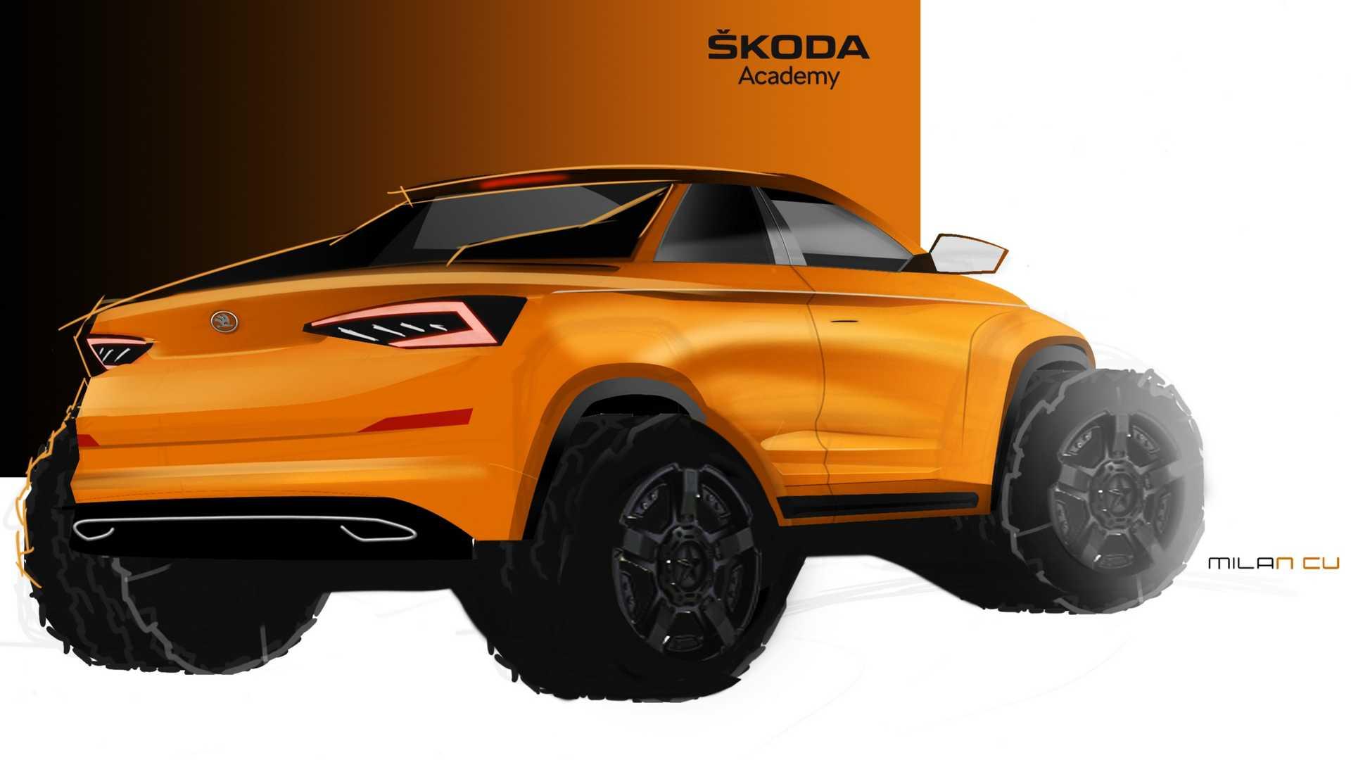 skoda-kodiaq-pickup-truck