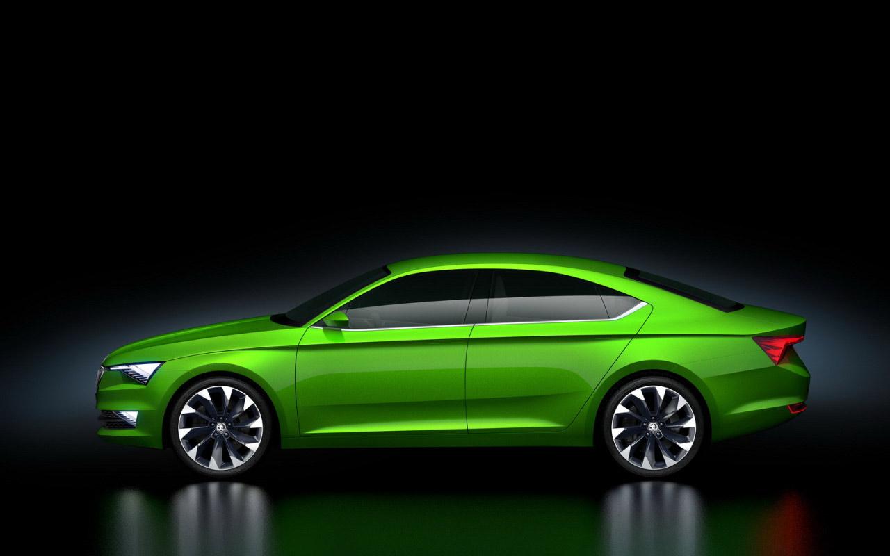 Skoda Vision C Concept 2014 4 960x480