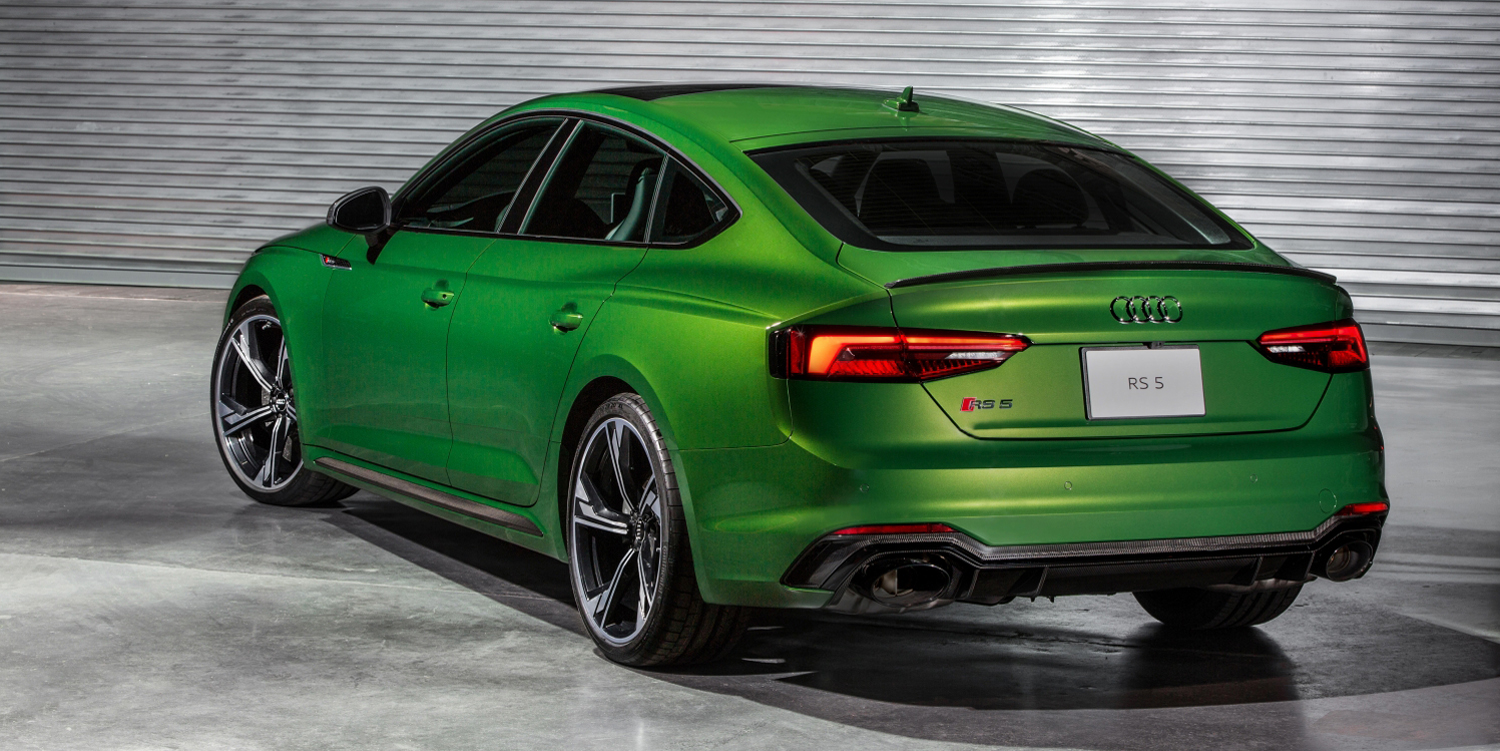 The Rs5 Makes Too Much Torque For A Dual Clutch Transmission Vwvortex