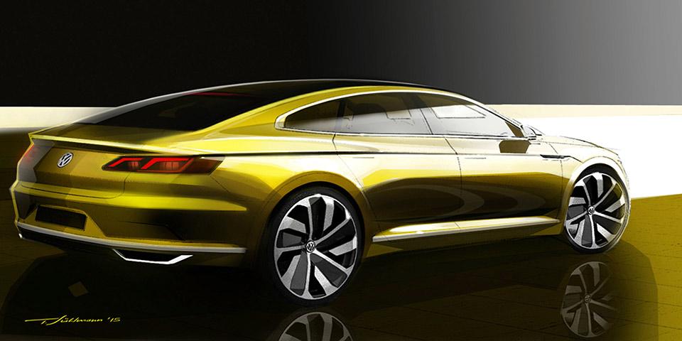 Sport Coupe Concept 2 Volkswagen
