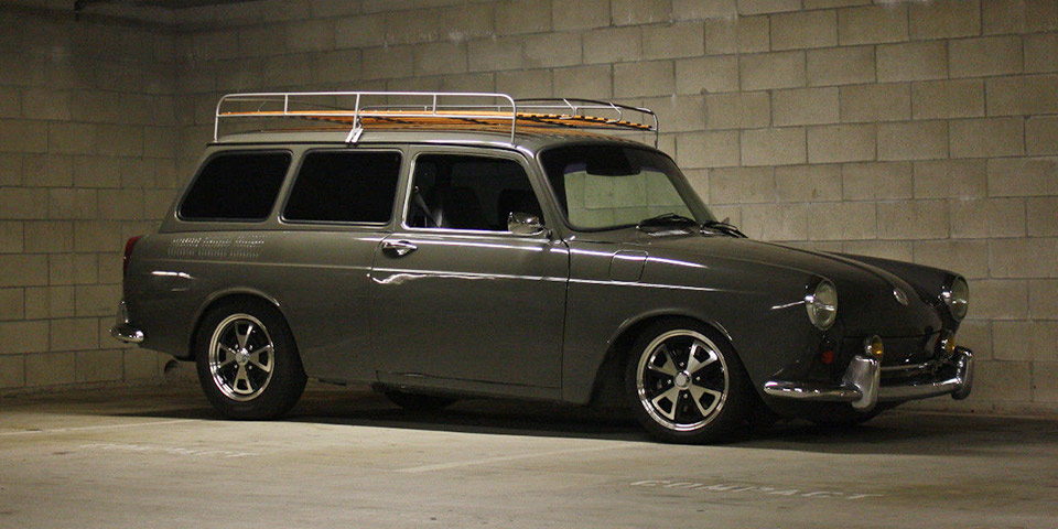 find of the day: volkswagen type 3 squareback