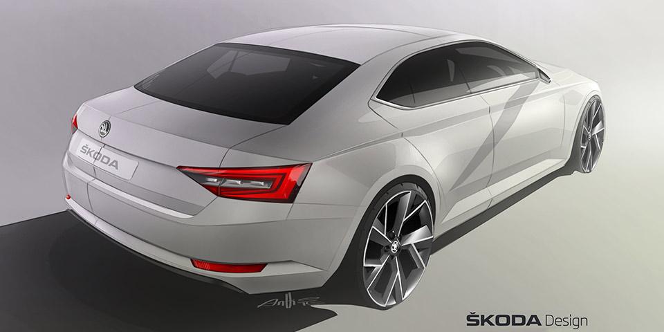 Superb sketch Heck 600x300