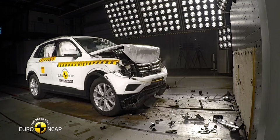 tiguan crash test