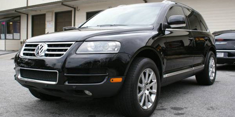 find of the day 2007 volkswagen touareg v10 tdi vwvortex. Black Bedroom Furniture Sets. Home Design Ideas