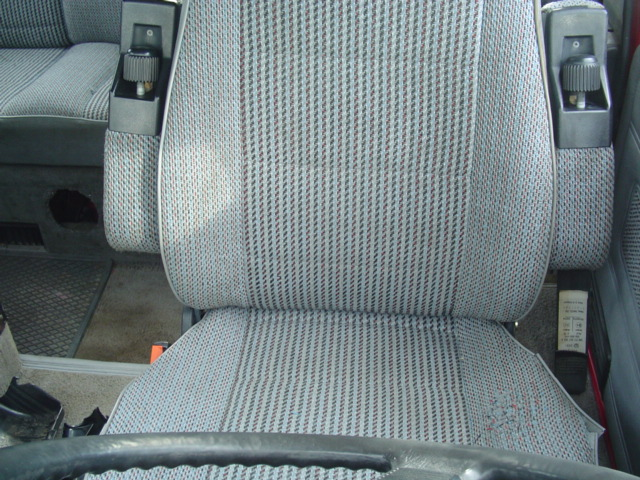 Tristar syncro gas driver seat