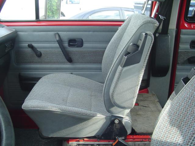 Tristar syncro gas passenger seat 1