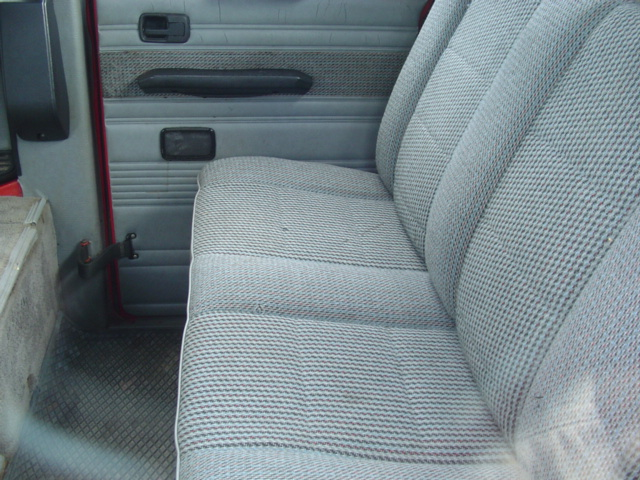 Tristar  syncro gas rear seats 1