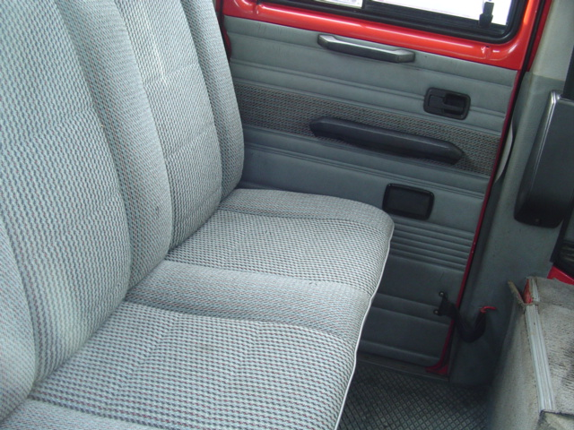 Tristar Syncro Gas rear seats