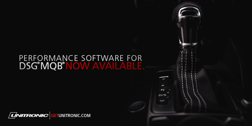 Unitronic Performance Software for DSG-960X480
