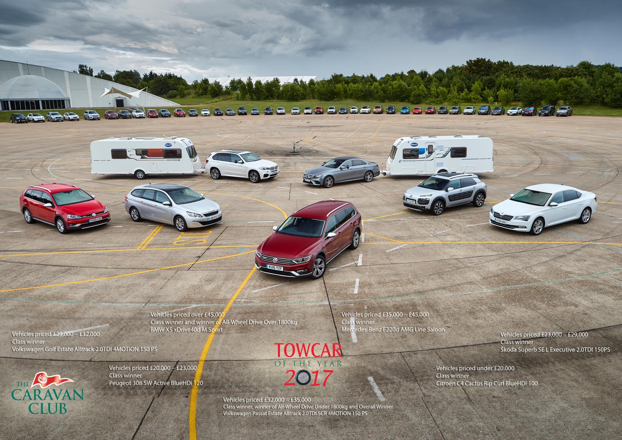 Video Group TowCar 2017