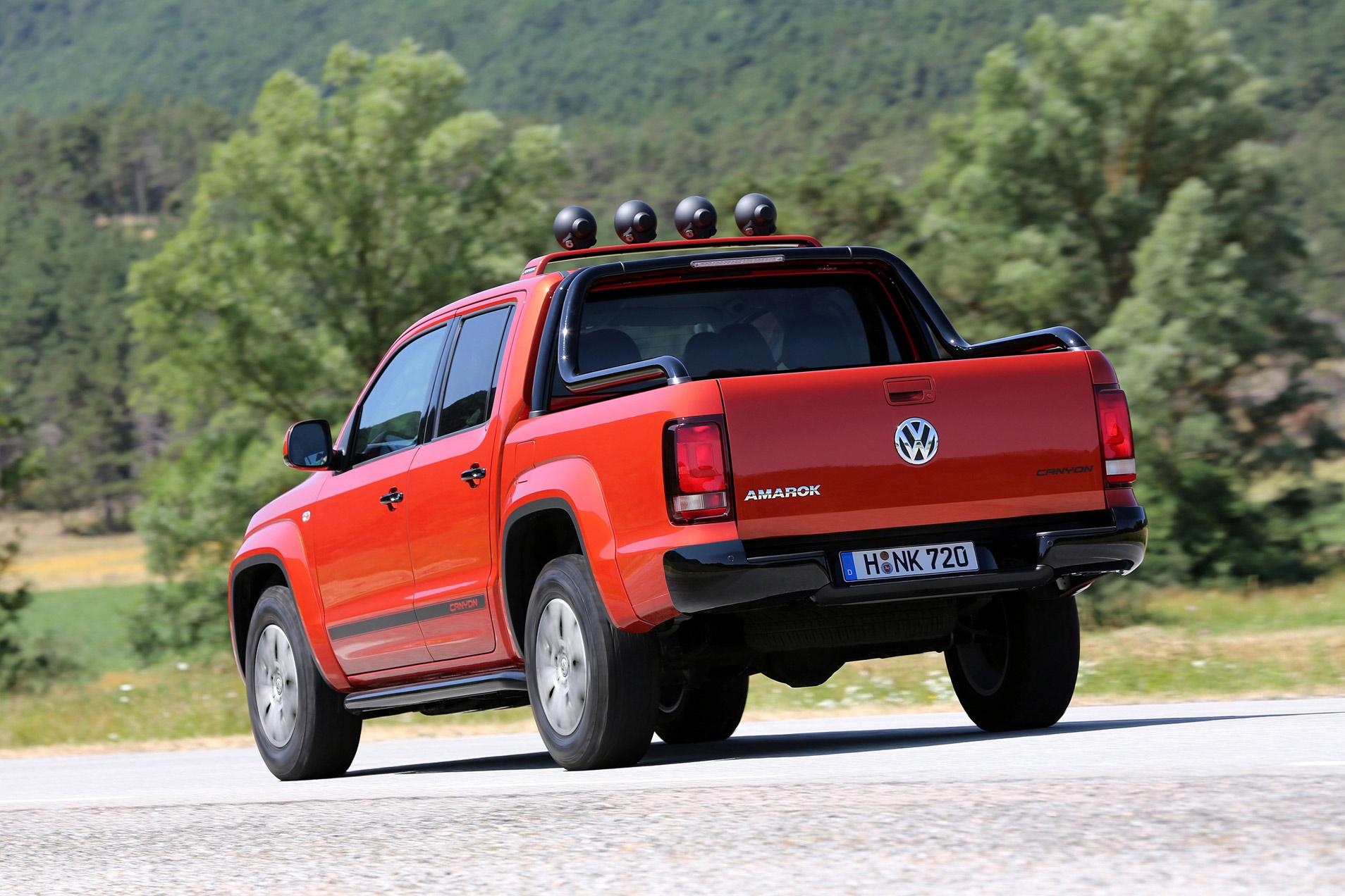 volkswagen Amarok Canyon 7 600x400