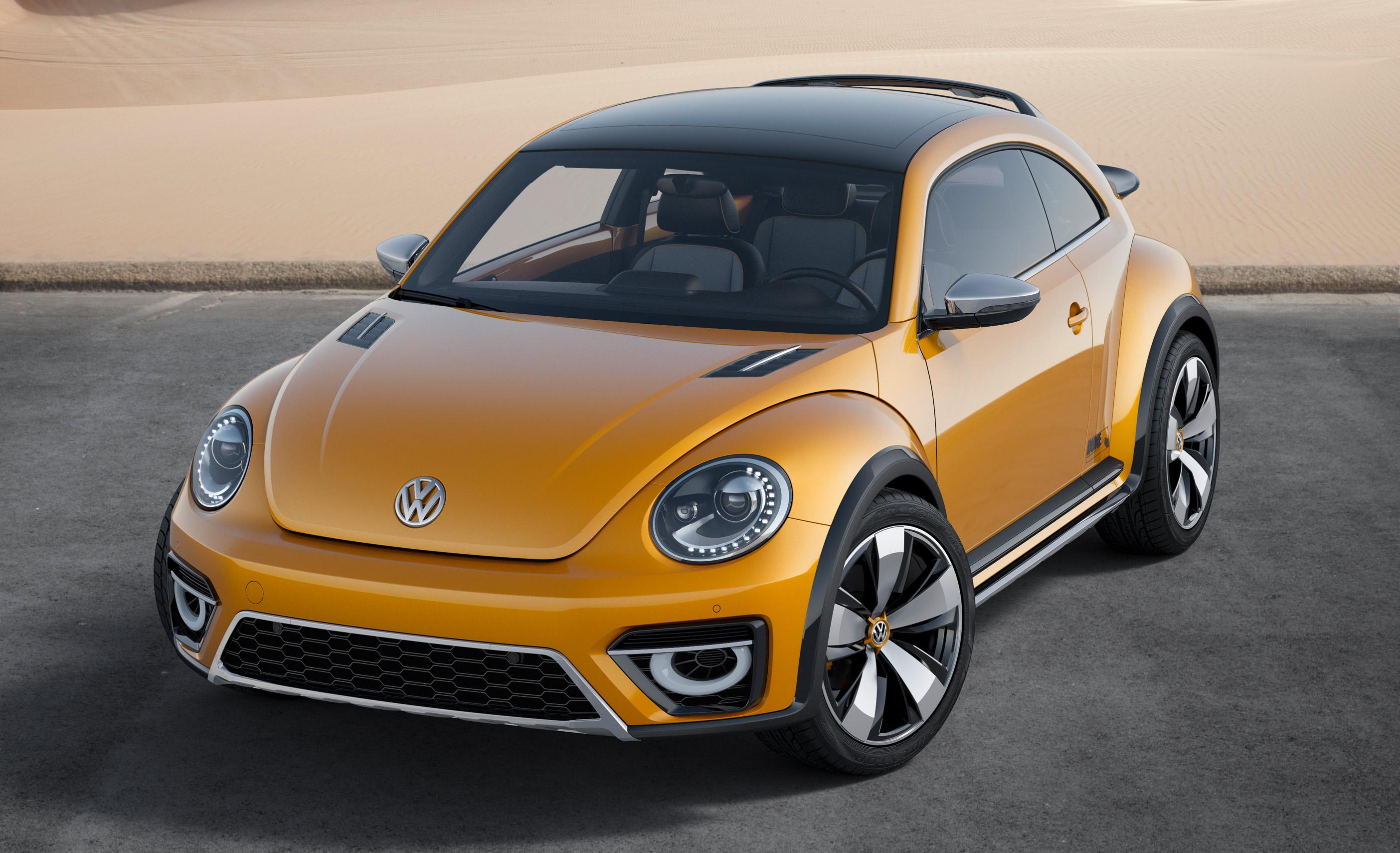 Volkswagen Beetle Dune 3