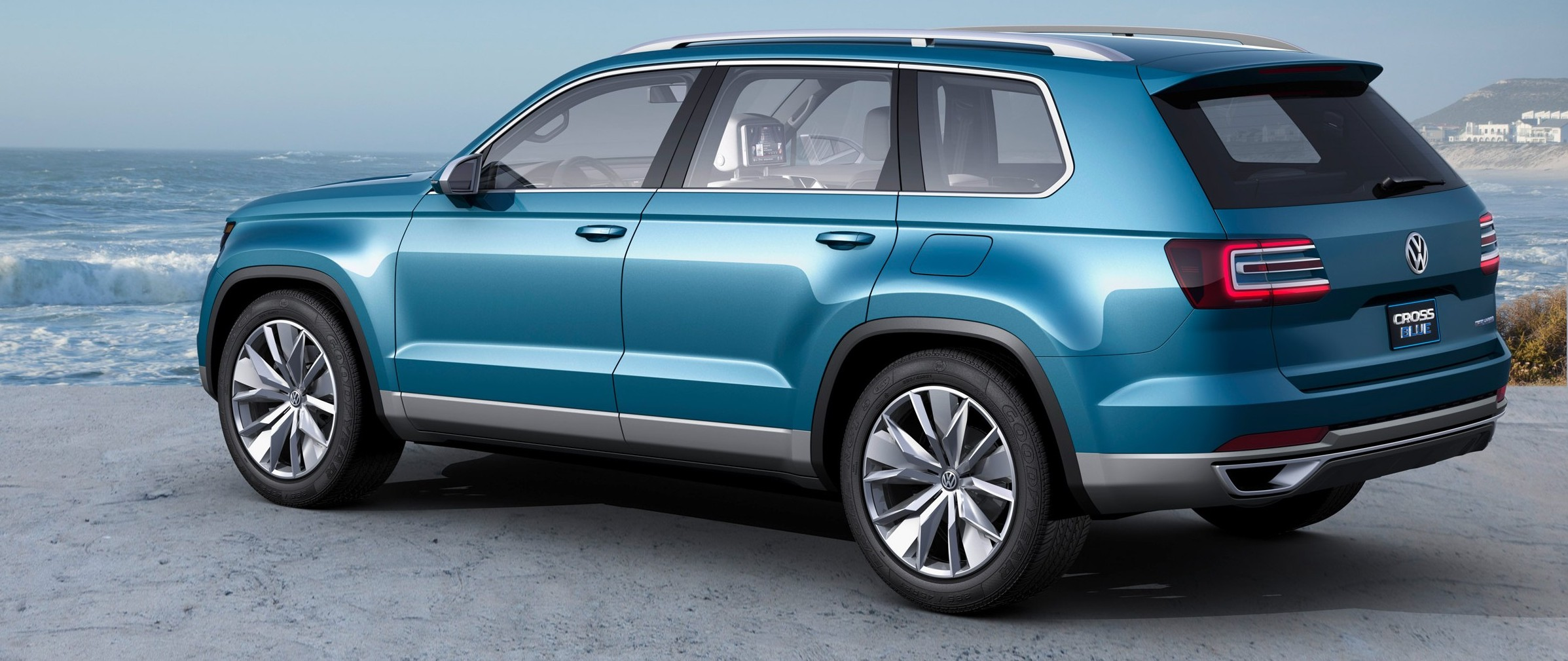 volkswagen cross blue concept 6 vwvortex