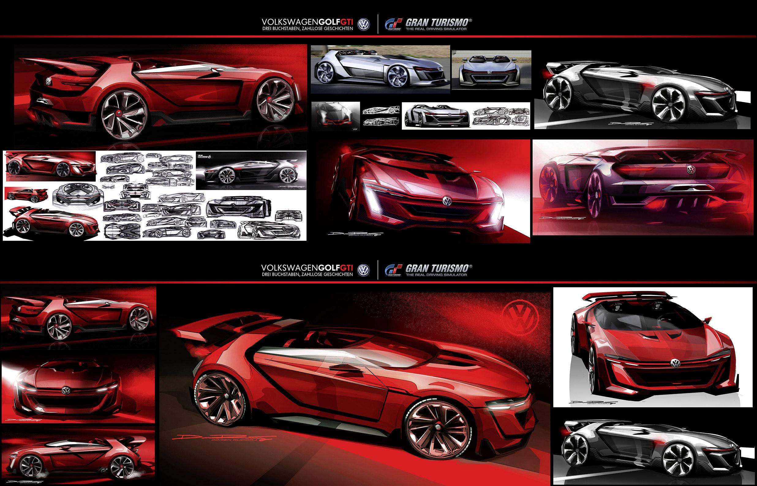 volkswagen design vision gti gran turismo 006 600x385