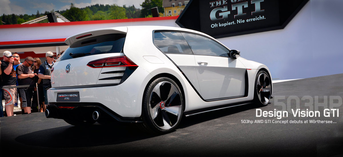 volkswagen design vision gti hp2