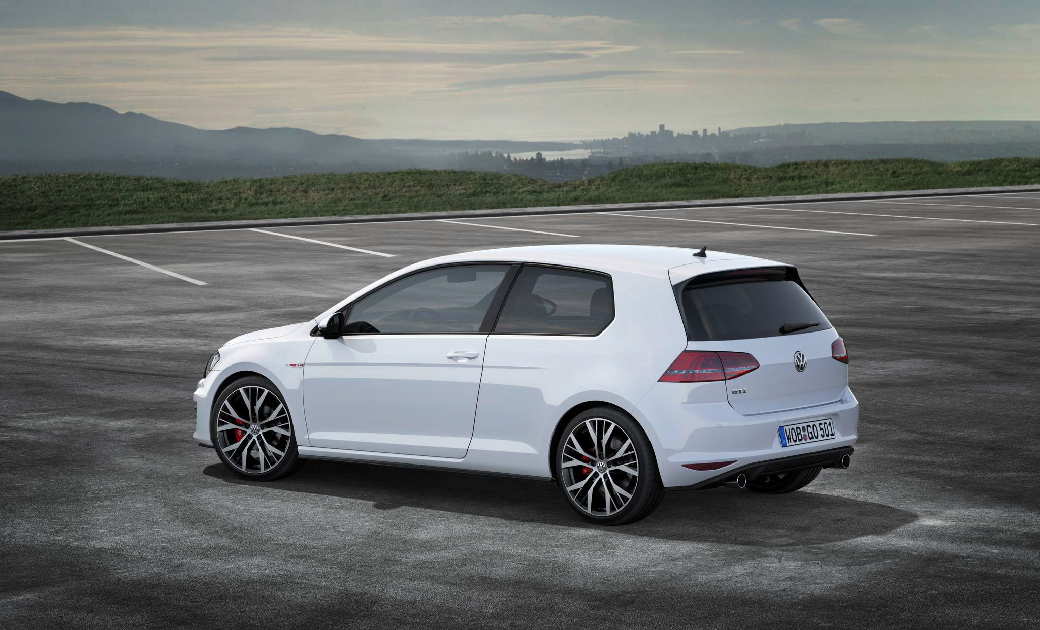 2014 GTI MKVII Official Photos and Details (Euro Specs) [Archive