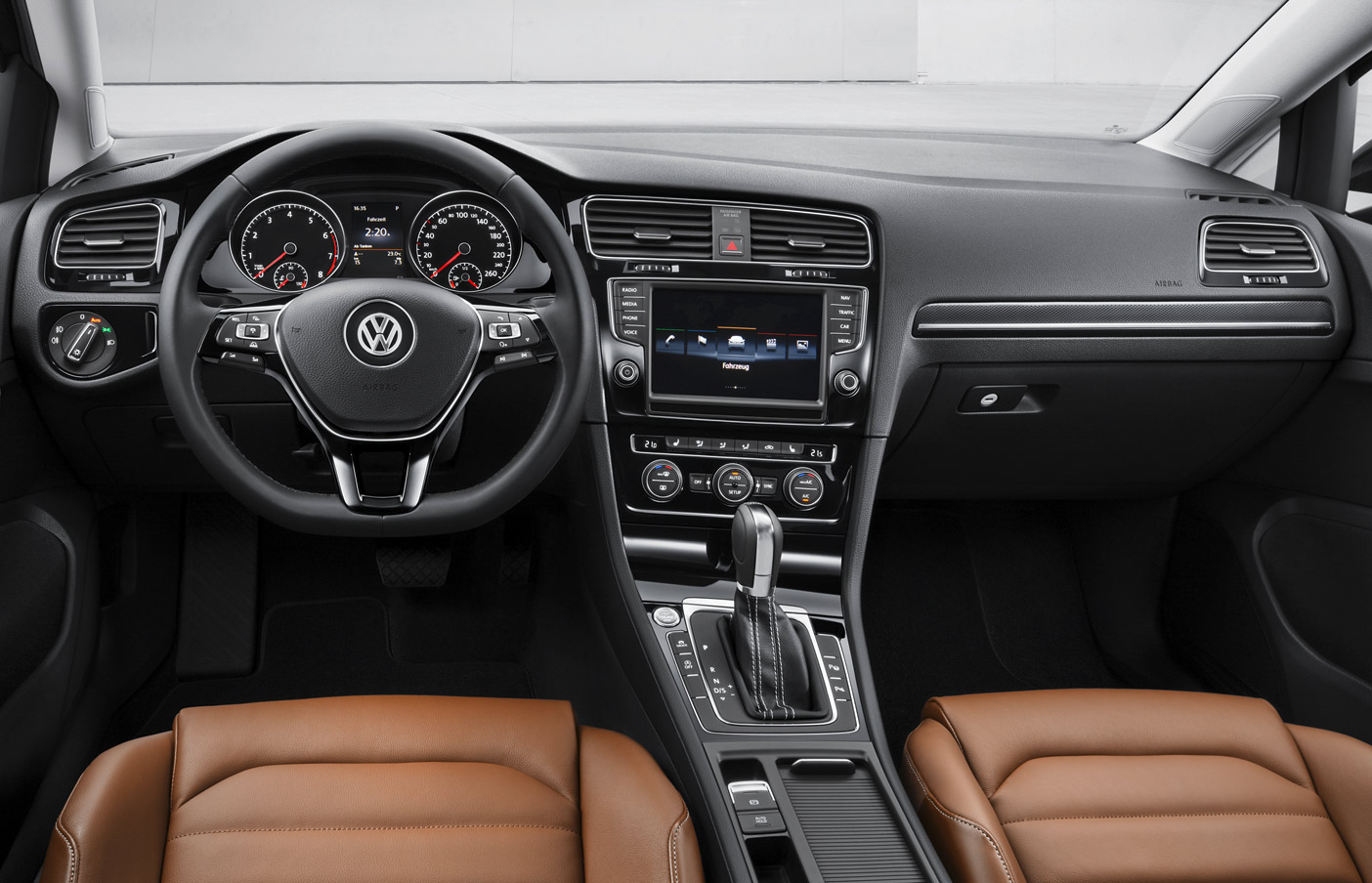 volkswagen golf 7 first official photos vwvortex. Black Bedroom Furniture Sets. Home Design Ideas