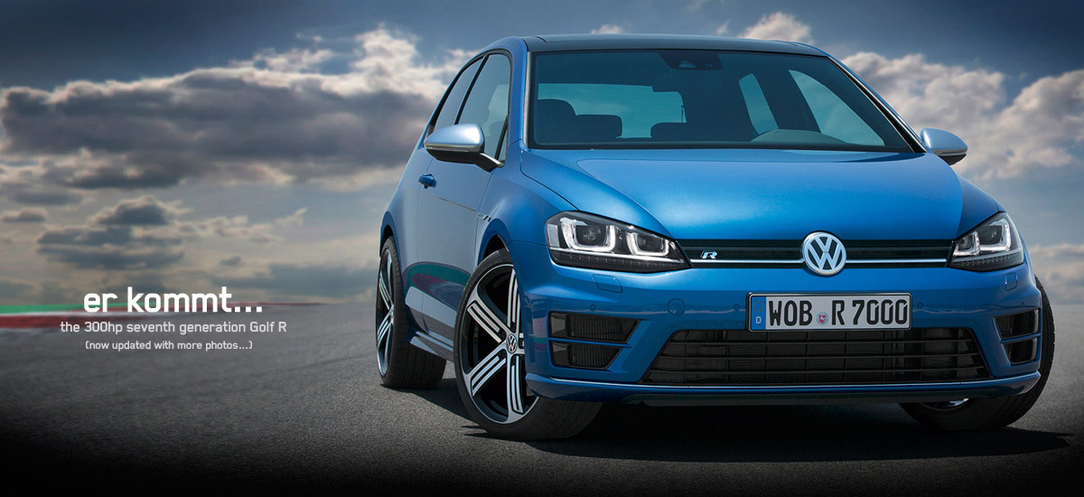volkswagen golf 7 r hp2