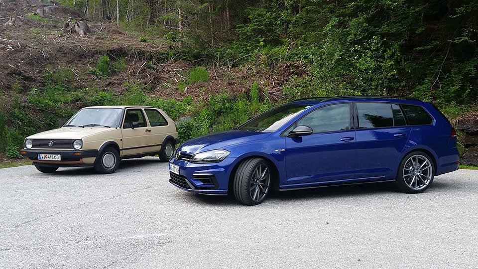 Quick Take Driving The Volkswagen Golf R Wagon