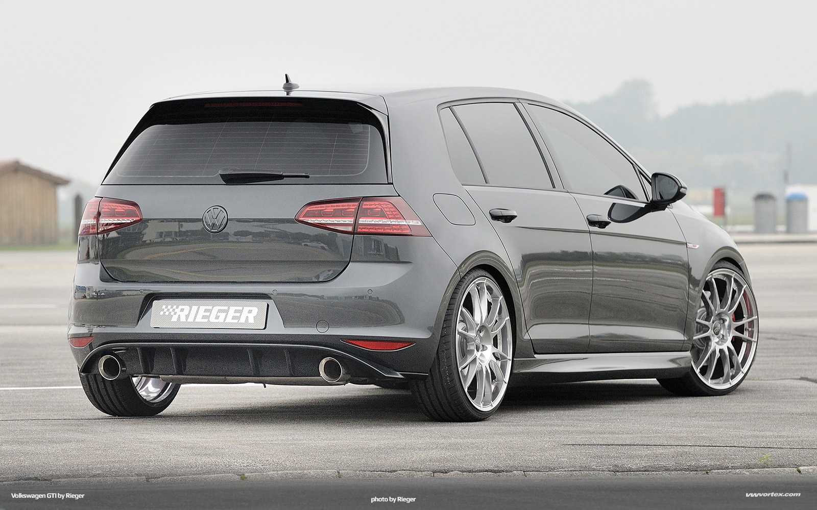 Rieger With New Look For Mk7 Gti Vwvortex