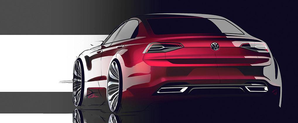 Vwvortex New Jetta Concept Coupe Or Cc Concept
