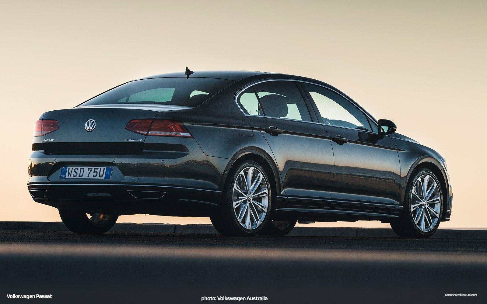 Volkswagen Passat Australia 2016 285 110x60
