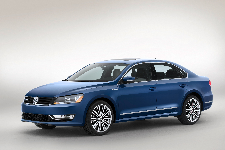 Volkswagen Passat Blue Motion Concept 1 150x150