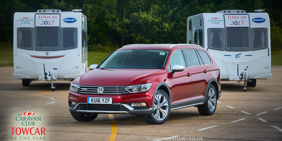 Volkswagen Passat Estate Alltrack 2.0TDI SCR 4MOTION 150 PS