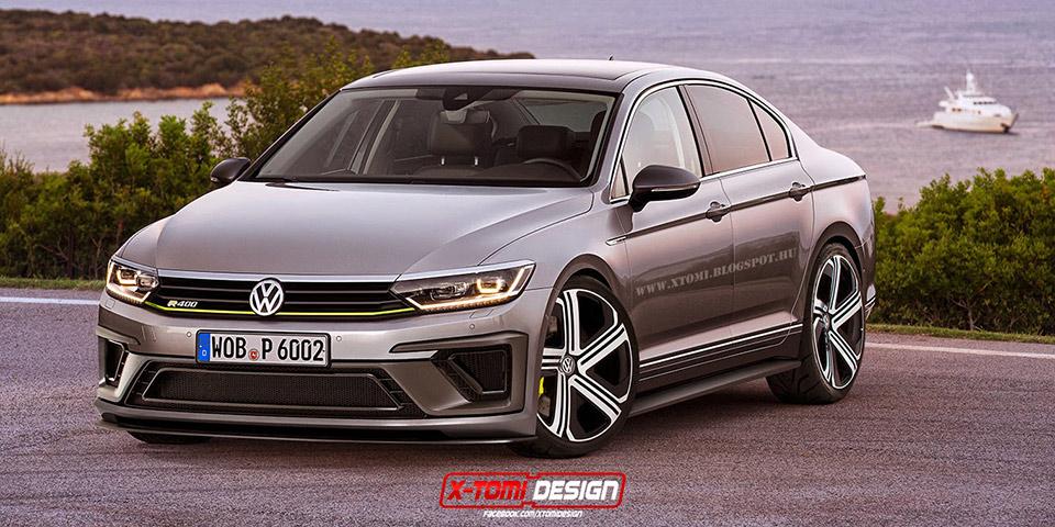 Volkswagen Passat R400 2 110x60
