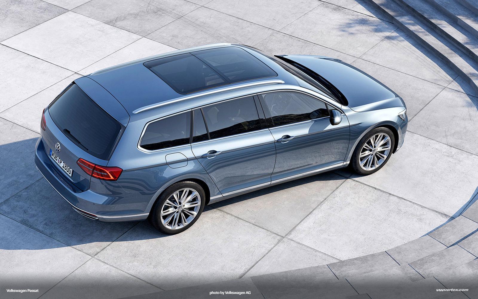 Volkswagen Passat Variant VIII MQB 638 110x60