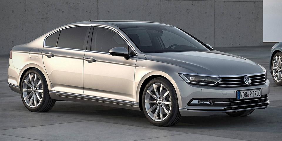 Volkswagen Passat VIII MQB 624 110x60