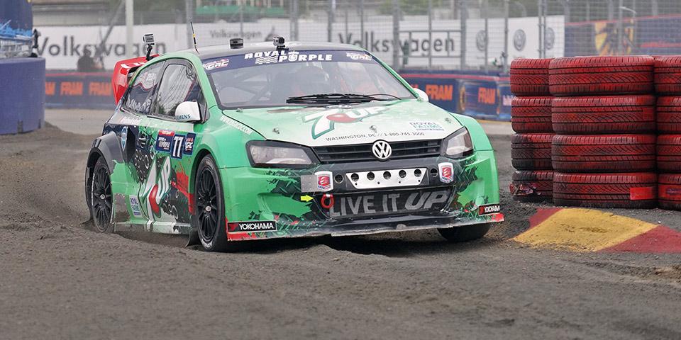 volkswagen rallycross dc qualifying 448