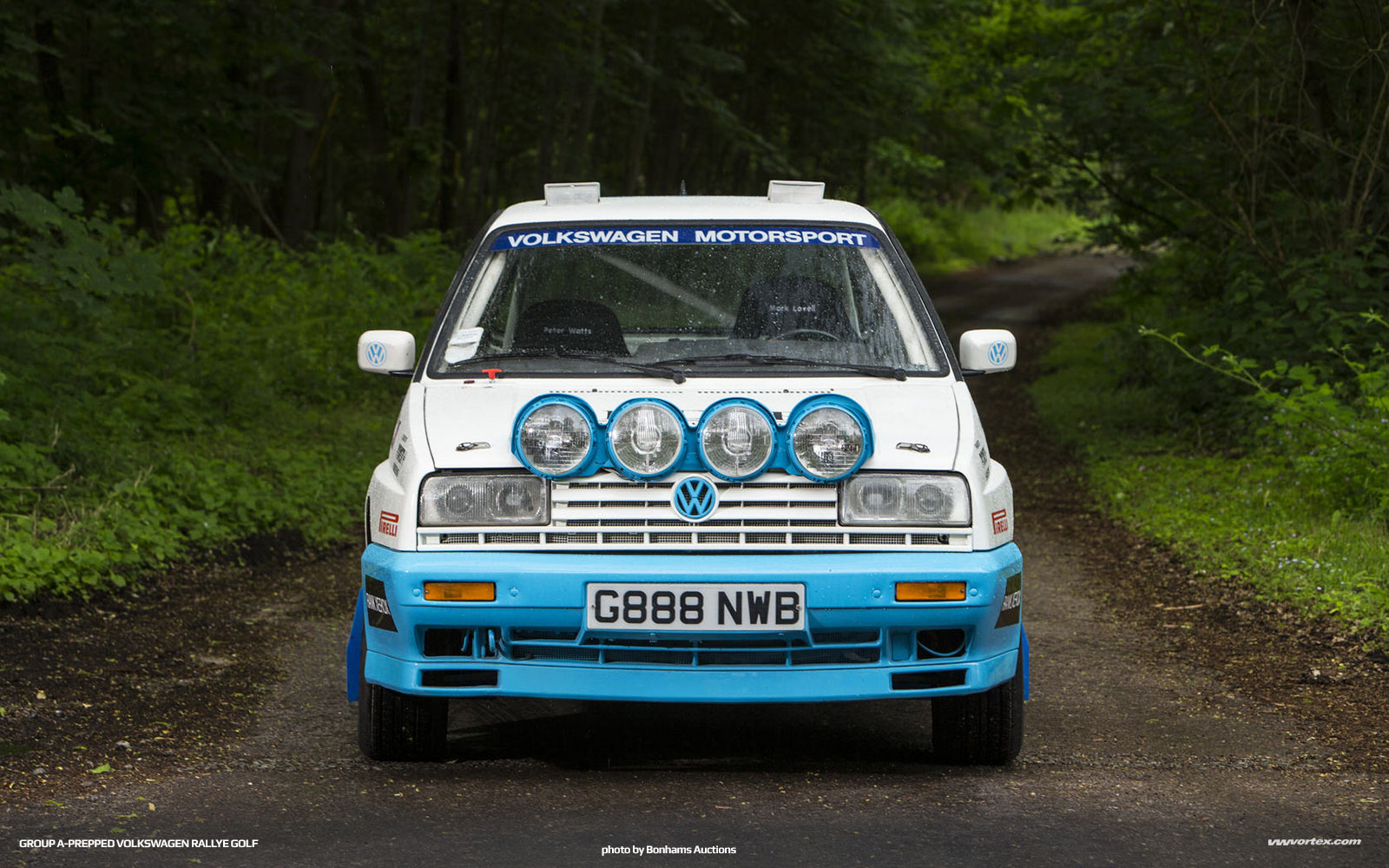 Volkswagen Rallye Golf Group A 3 600x375