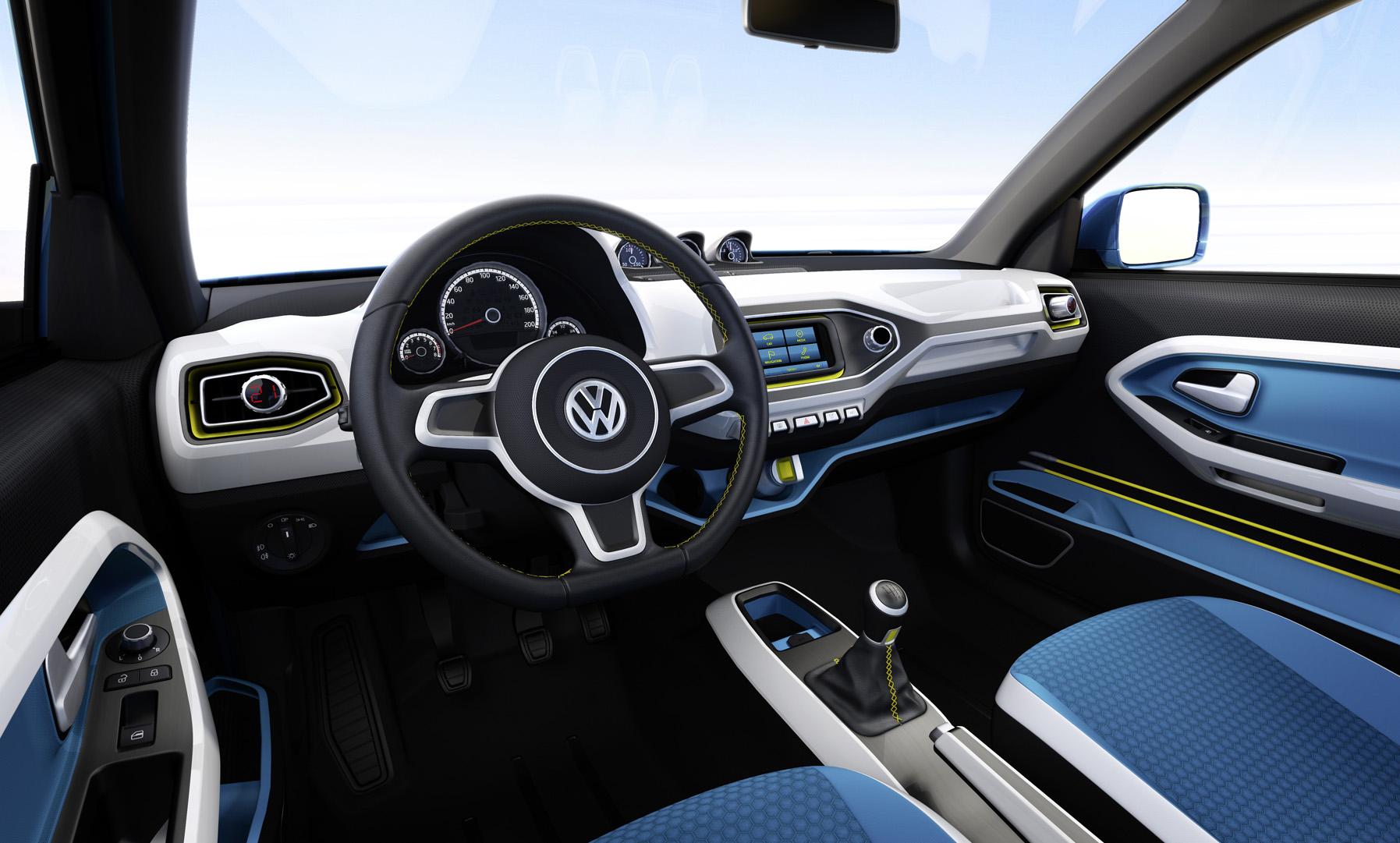 Volkswagen SUV-Studie Taigun