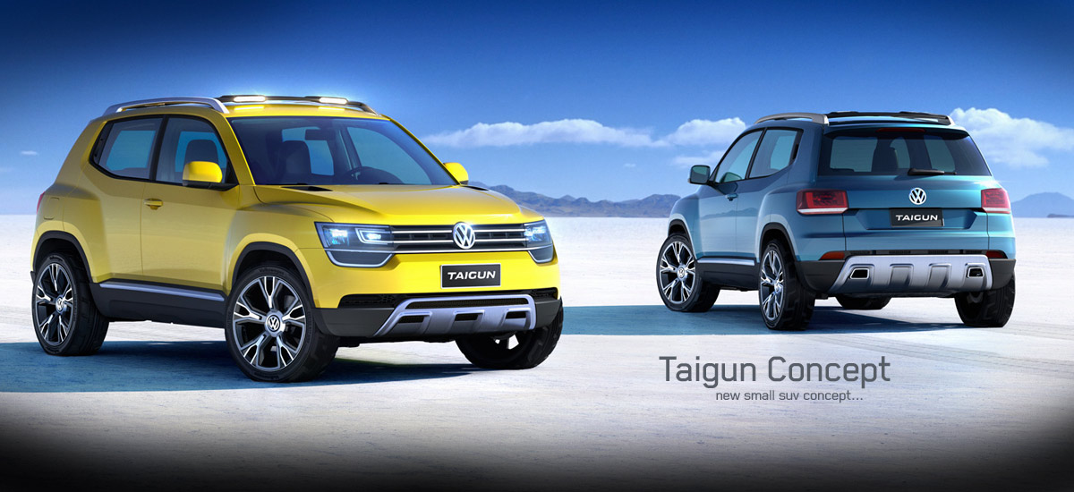 volkswagen taigun concept1
