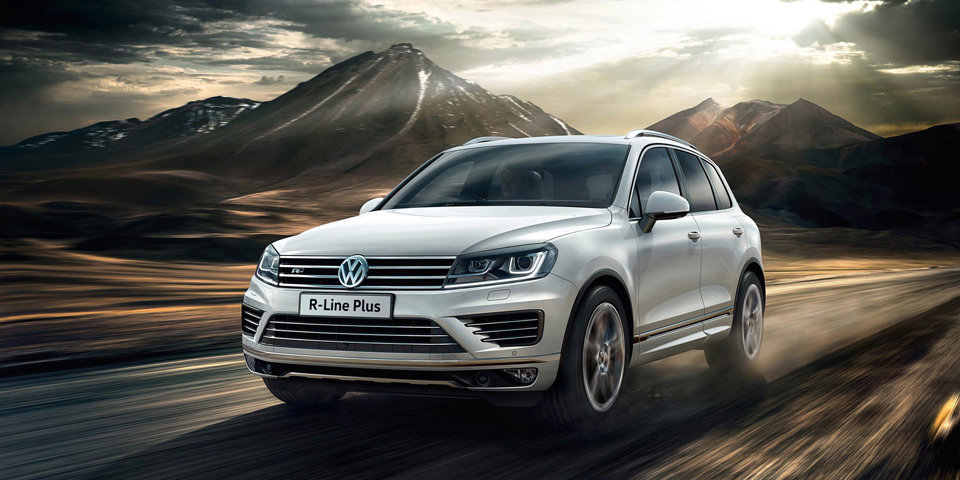 Volkswagen Touareg R-Line Plus