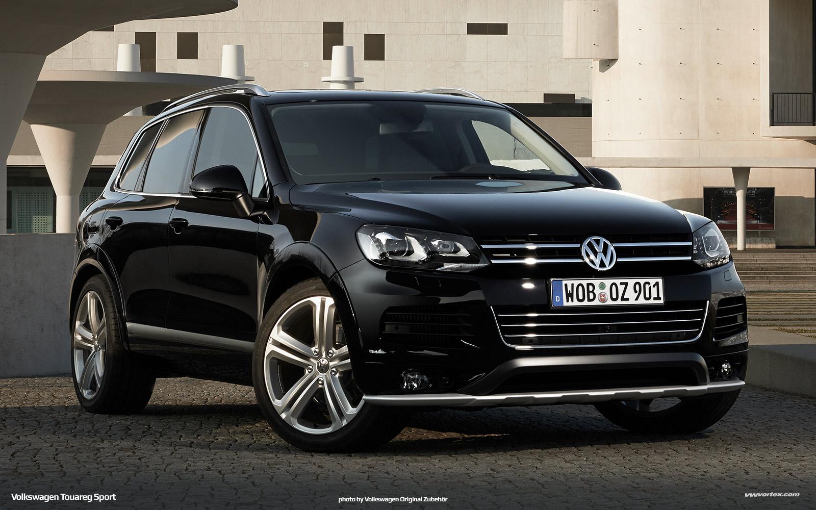 Volkswagen Touareg Sport Zubehor 384 110x60