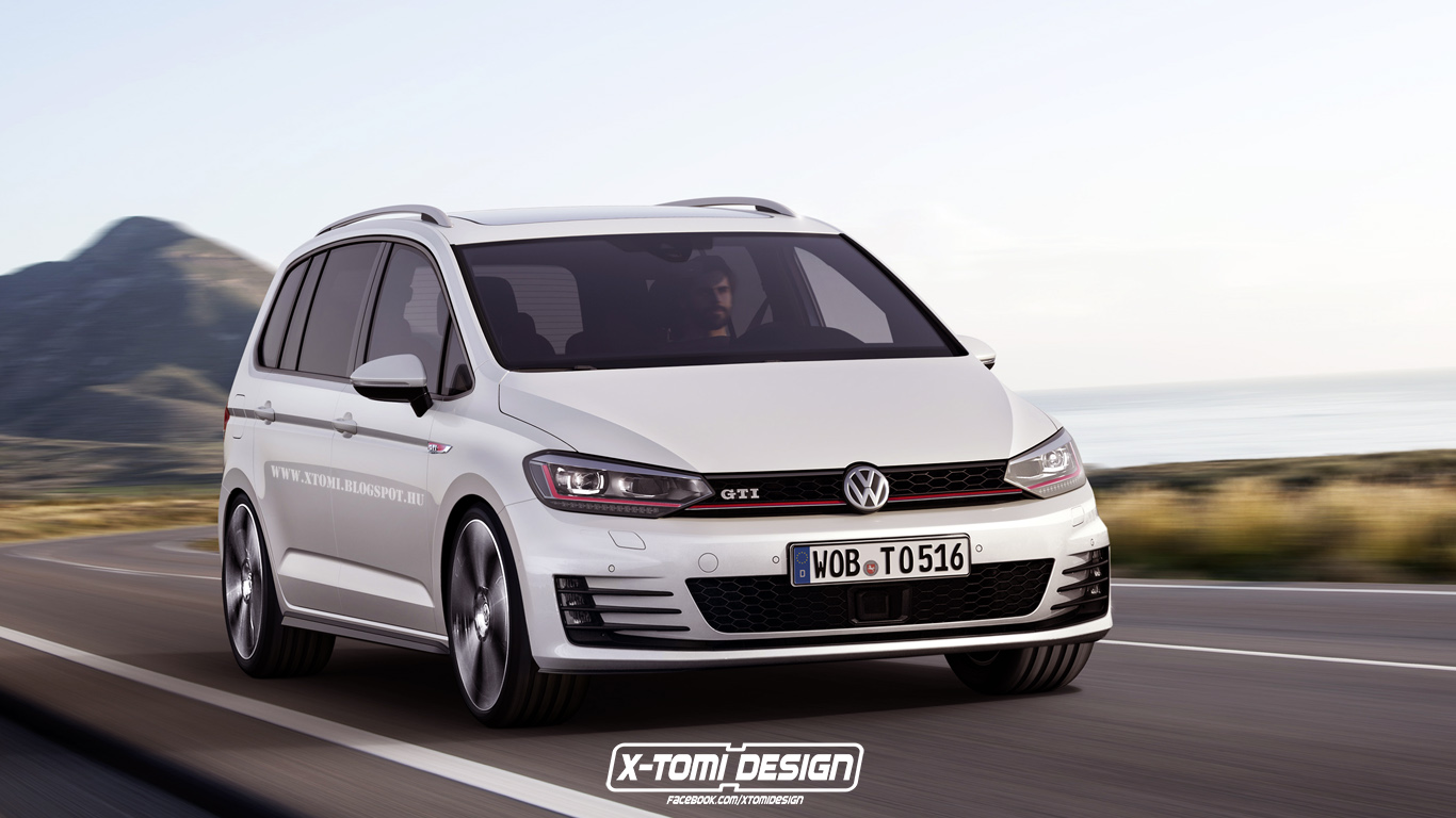Volkswagen Touran GTI2