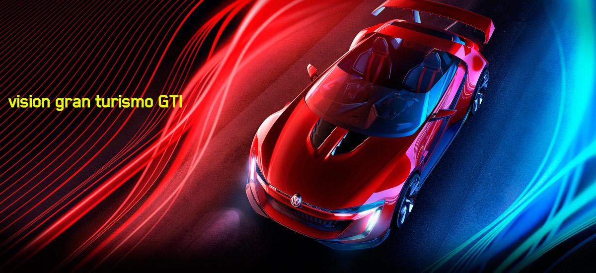 volkswagen vision gran turismo gti hp 110x60