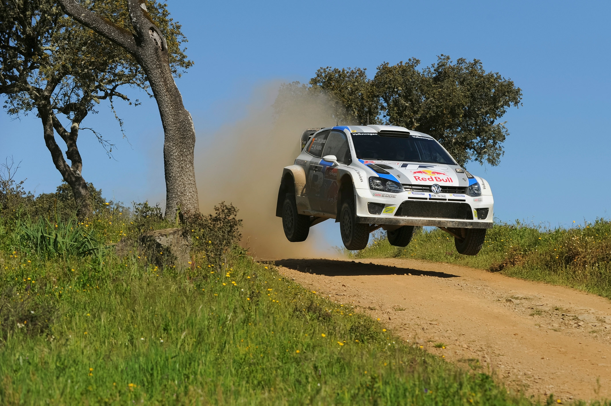volkswagen wrc rally portugal 2 960x480