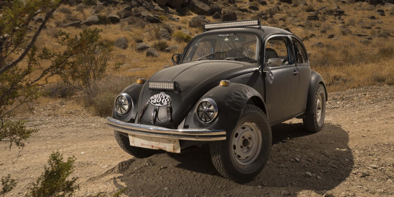 You Can Finally Race the GRC Bug Against the Desert Dingo Racing Stock Bug Thanks to Forza Horizon 4